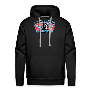 The South Will Rise Again - Men's Premium Hoodie