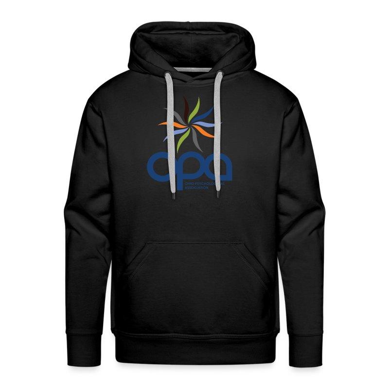Hoodie with full color OPA logo - Men's Premium Hoodie