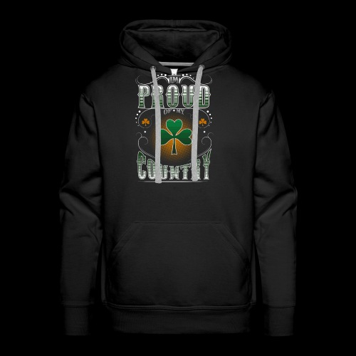 I'm Proud of My Country - Men's Premium Hoodie