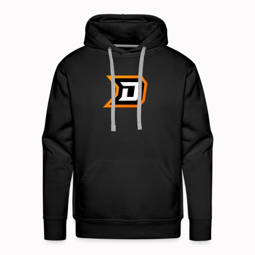 Delvige Logo - Men's Premium Hoodie