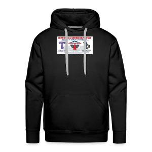 Official Corsicana Bowl Merchandise - Men's Premium Hoodie