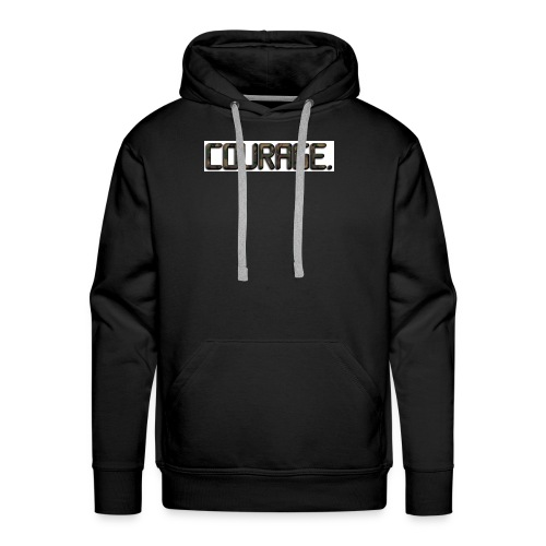 COURAGEOUS WARRIORS APPAREL - Men's Premium Hoodie