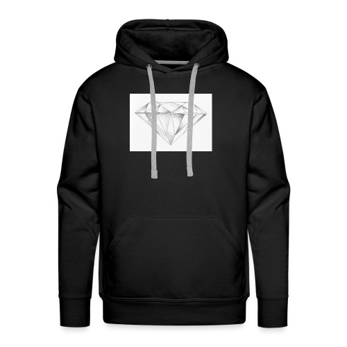 The Exo Diamond - Men's Premium Hoodie