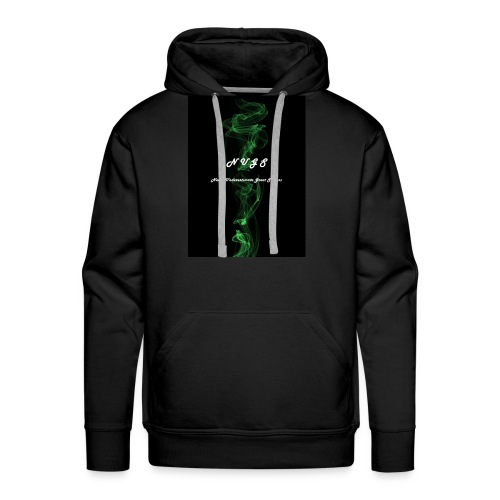 N.U.G.S. Up N Smoke - Men's Premium Hoodie