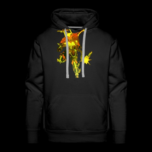 Scargill of Death and Destruction.... - Men's Premium Hoodie