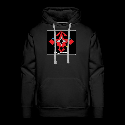 5th dimension - Men's Premium Hoodie