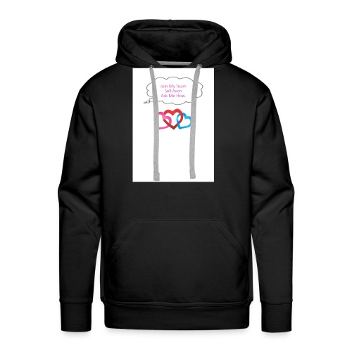 Recruiting Design - Men's Premium Hoodie