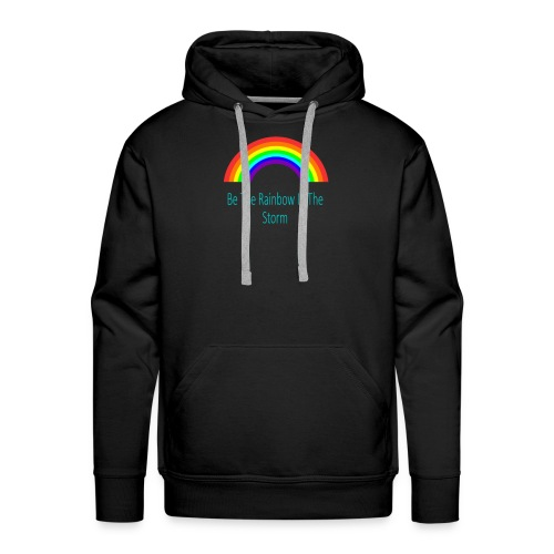 Rainbow Design - Men's Premium Hoodie