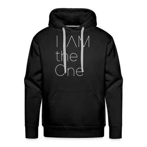 I am the One - Men's Premium Hoodie