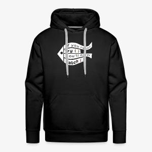 Try/Catch - Men's Premium Hoodie