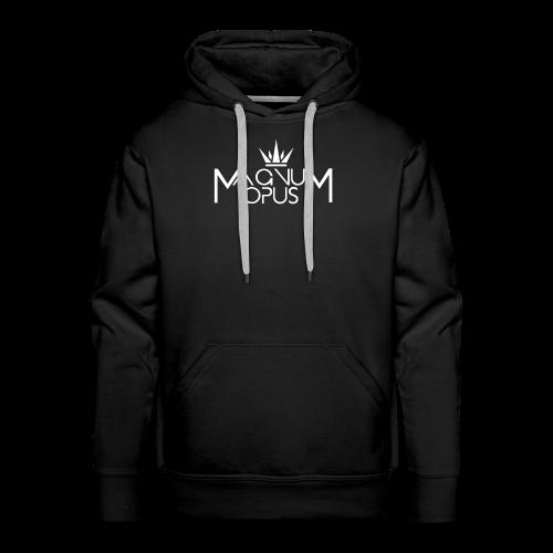 MOCC Magnum Opus WHT - Men's Premium Hoodie