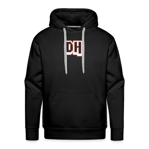 Capa para Smartphones DatHell - Men's Premium Hoodie