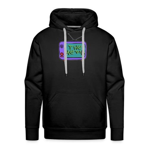 Themedia Logo - Men's Premium Hoodie