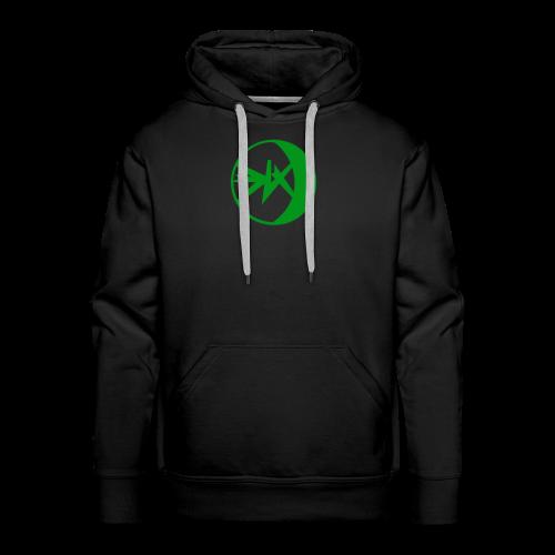 EKlips Clothing Green/Blk - Men's Premium Hoodie