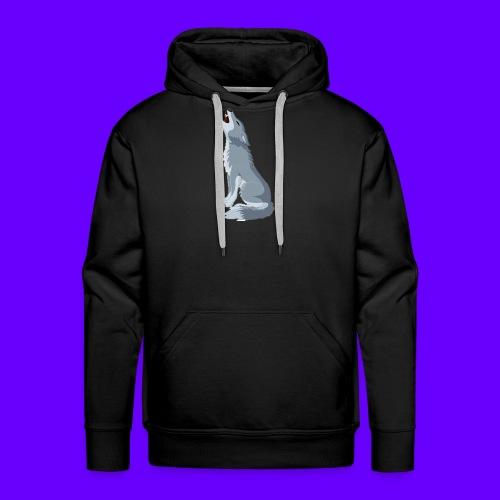 wolfee - Men's Premium Hoodie