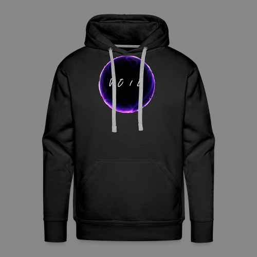 VOID CIRCLE LOGO - Men's Premium Hoodie