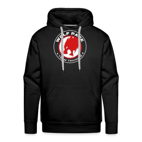 Wolf Pack Logo - Men's Premium Hoodie