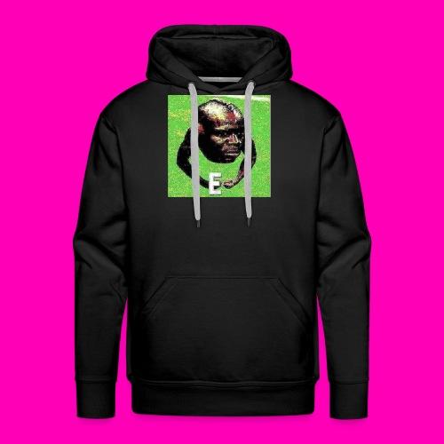 E - Men's Premium Hoodie