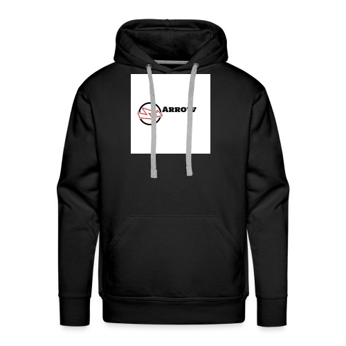 Arrow - Men's Premium Hoodie
