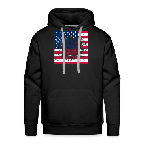Special America Independence Day - Men's Premium Hoodie