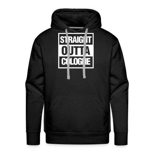 Straight Outta Cologne Germany - Men's Premium Hoodie