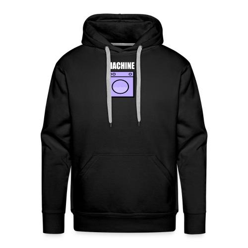 MACHINE - Men's Premium Hoodie
