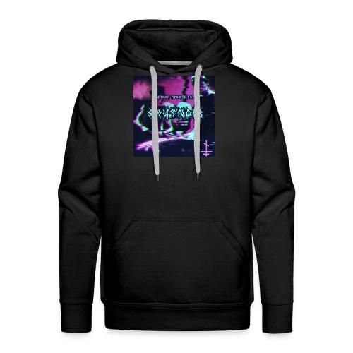 Extreme Synth Pop Terror - Men's Premium Hoodie