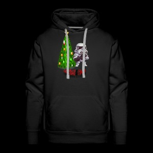 StarWars #ChristmasIsComing - Men's Premium Hoodie