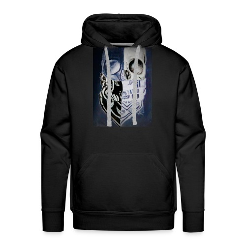 True thug for life - Men's Premium Hoodie