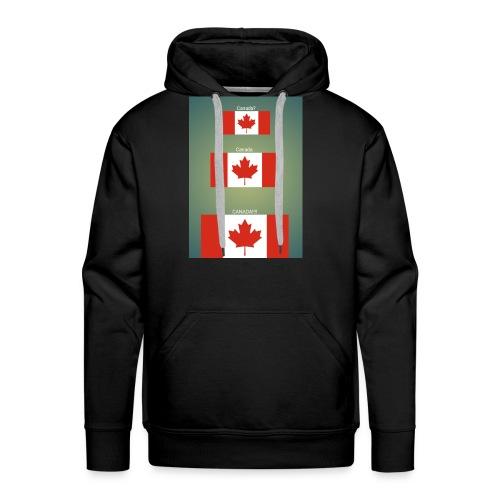 Canada? Canada CANADA!!!! - Men's Premium Hoodie