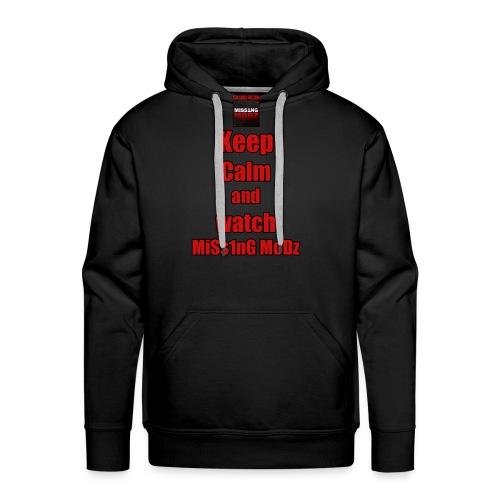 MiSs1nG MoDz Custom Design - Men's Premium Hoodie