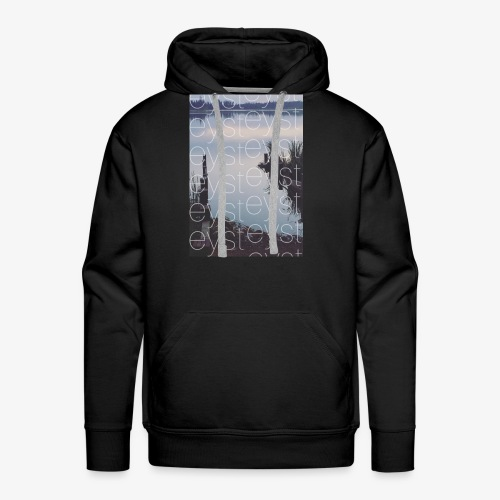 PBFB throwback - Men's Premium Hoodie