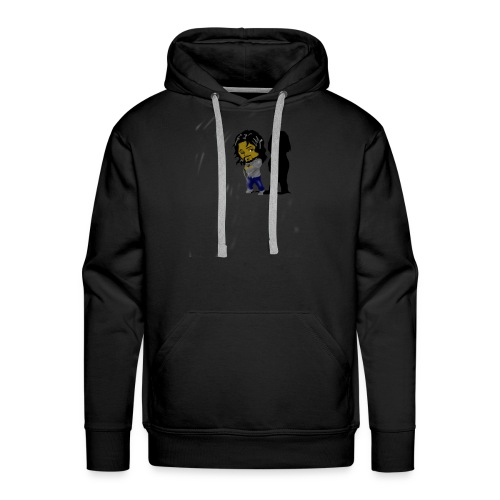 Cuzin Sean Cartoon - Men's Premium Hoodie