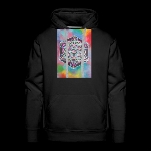 The Cube - Men's Premium Hoodie