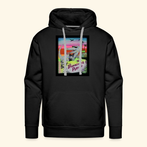 That's our Dino - Men's Premium Hoodie