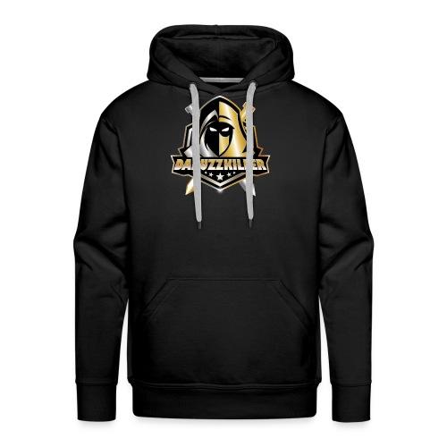 dabuzzkiller official logo - Men's Premium Hoodie