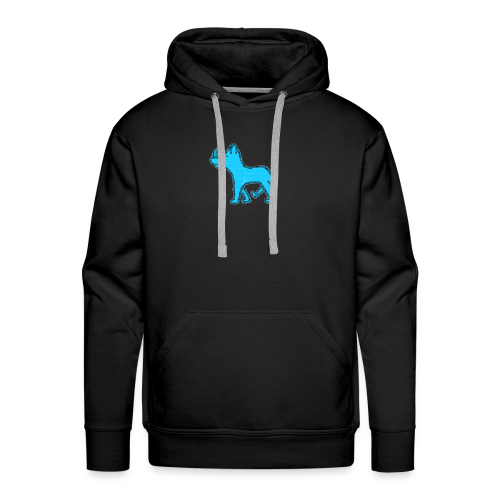 The Diamond Rhino - Men's Premium Hoodie