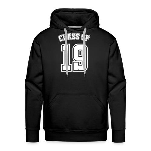 Class of 19 - Men's Premium Hoodie