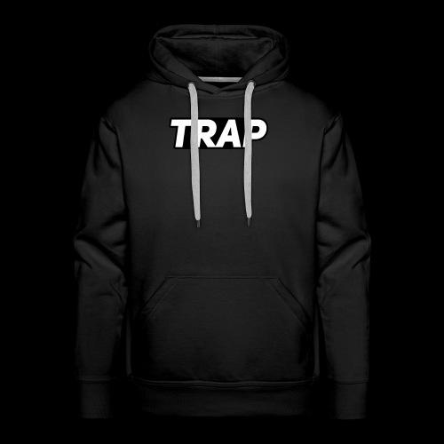 Trap Line - Men's Premium Hoodie