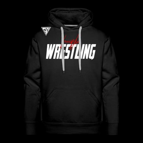 freestyle wrestling - Men's Premium Hoodie