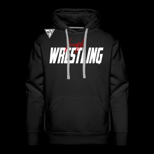 freestyle wrestling - Men's Premium Hoodie