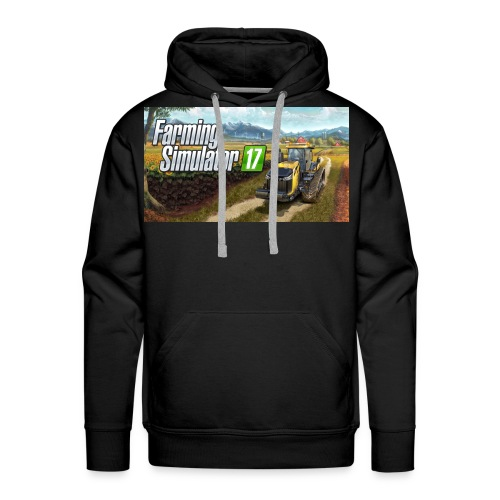 Farming Simulator 2017 Merchandise - Men's Premium Hoodie