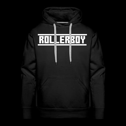 Exclusive ROLLERBOY NAME LABLEh - Men's Premium Hoodie