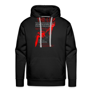 THE LIE OF ALL TIME! - Men's Premium Hoodie