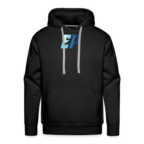 THE EMERALD PLAYS LOGO - Men's Premium Hoodie