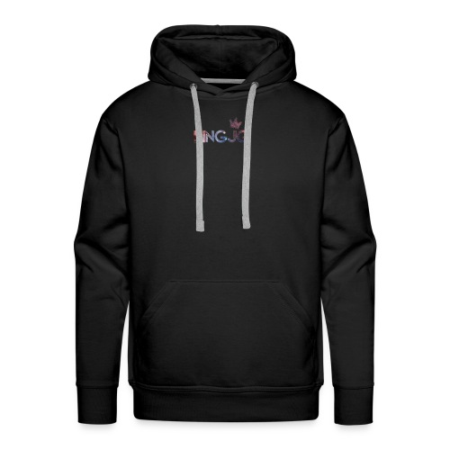 KingJG Galaxy Shirt - Men's Premium Hoodie