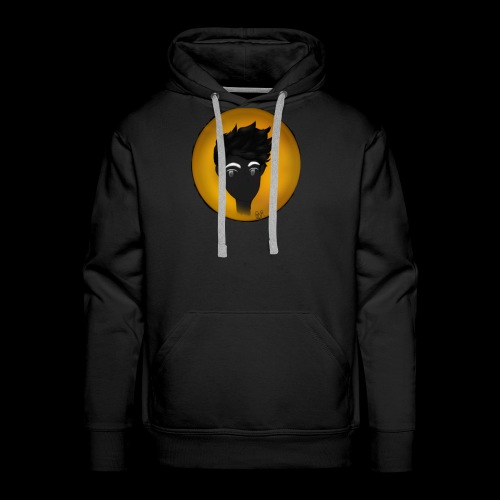 O.z/Yellow from Monster Prom - Men's Premium Hoodie
