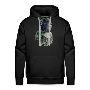 Woman Forest - Save the forest - Men's Premium Hoodie