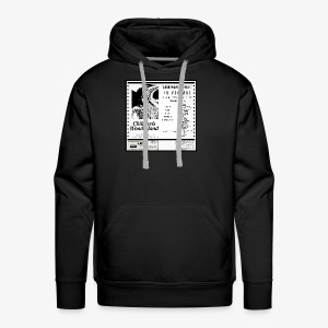 ANDREW GOES TO HELL IN PERSON - Men's Premium Hoodie