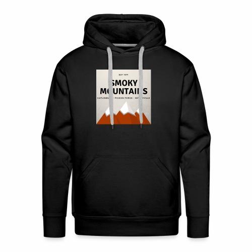 Smoky Mountains - Men's Premium Hoodie